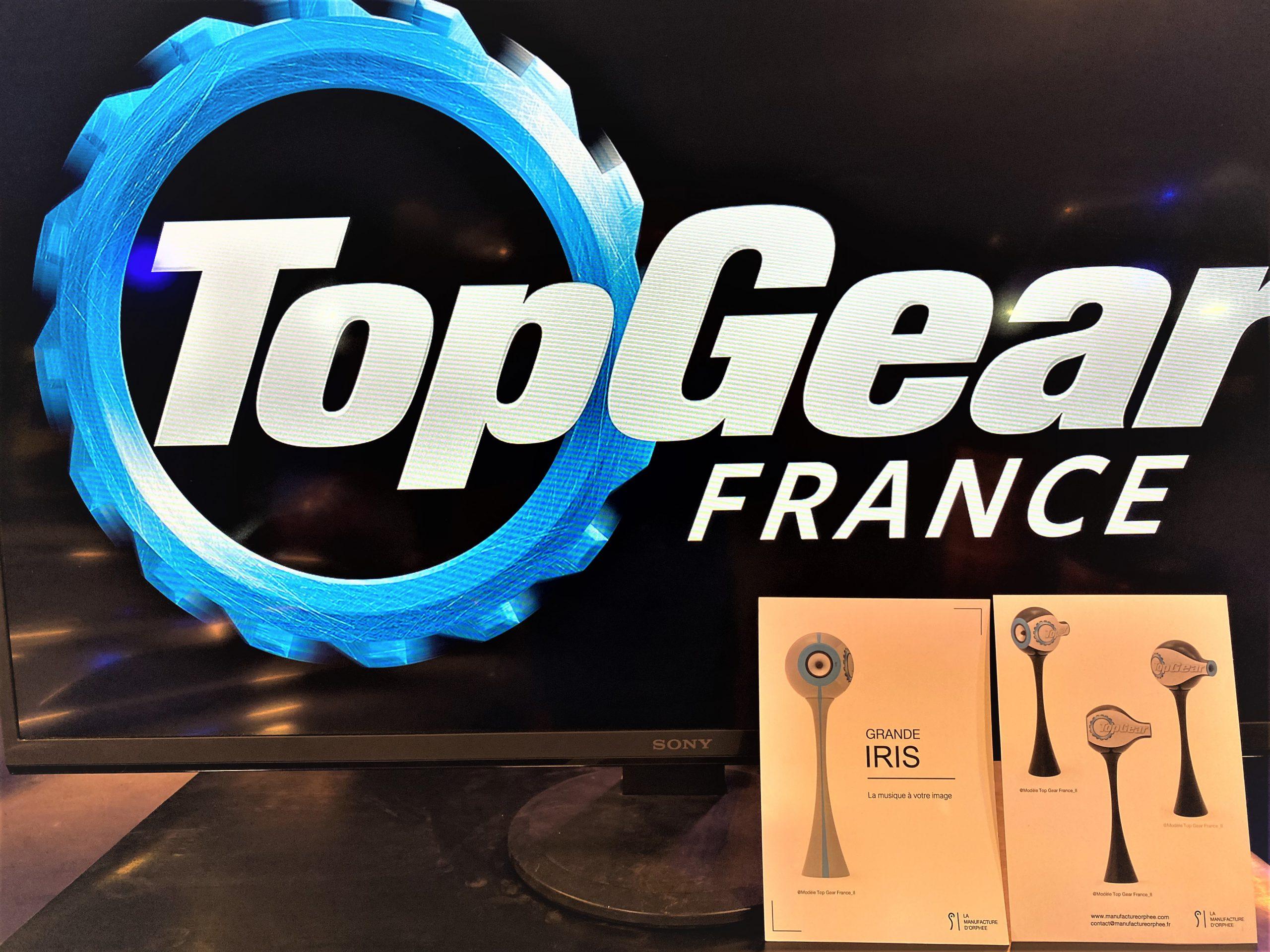 Grande Iris & TopGear FRANCE
